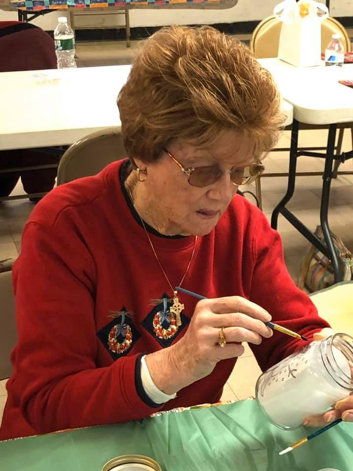 Crest-Pointe-Holiday-Luncheon-And-Painting-Good-Shepherd-Lutheran-Church-3
