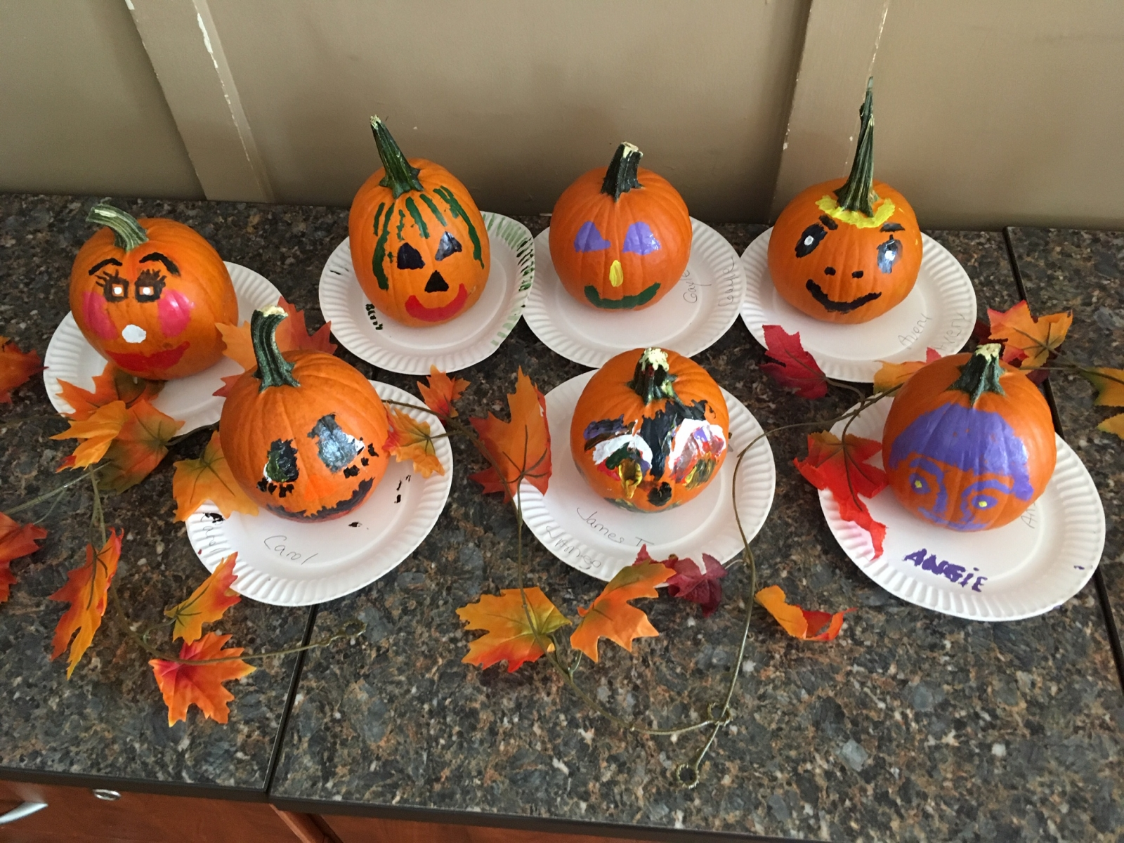 Crest-Pointe-Pumpkin-Painting-5
